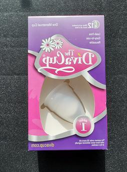 Diva Cup Model 1 Menstrual Cup For Women Under 30 Years Old