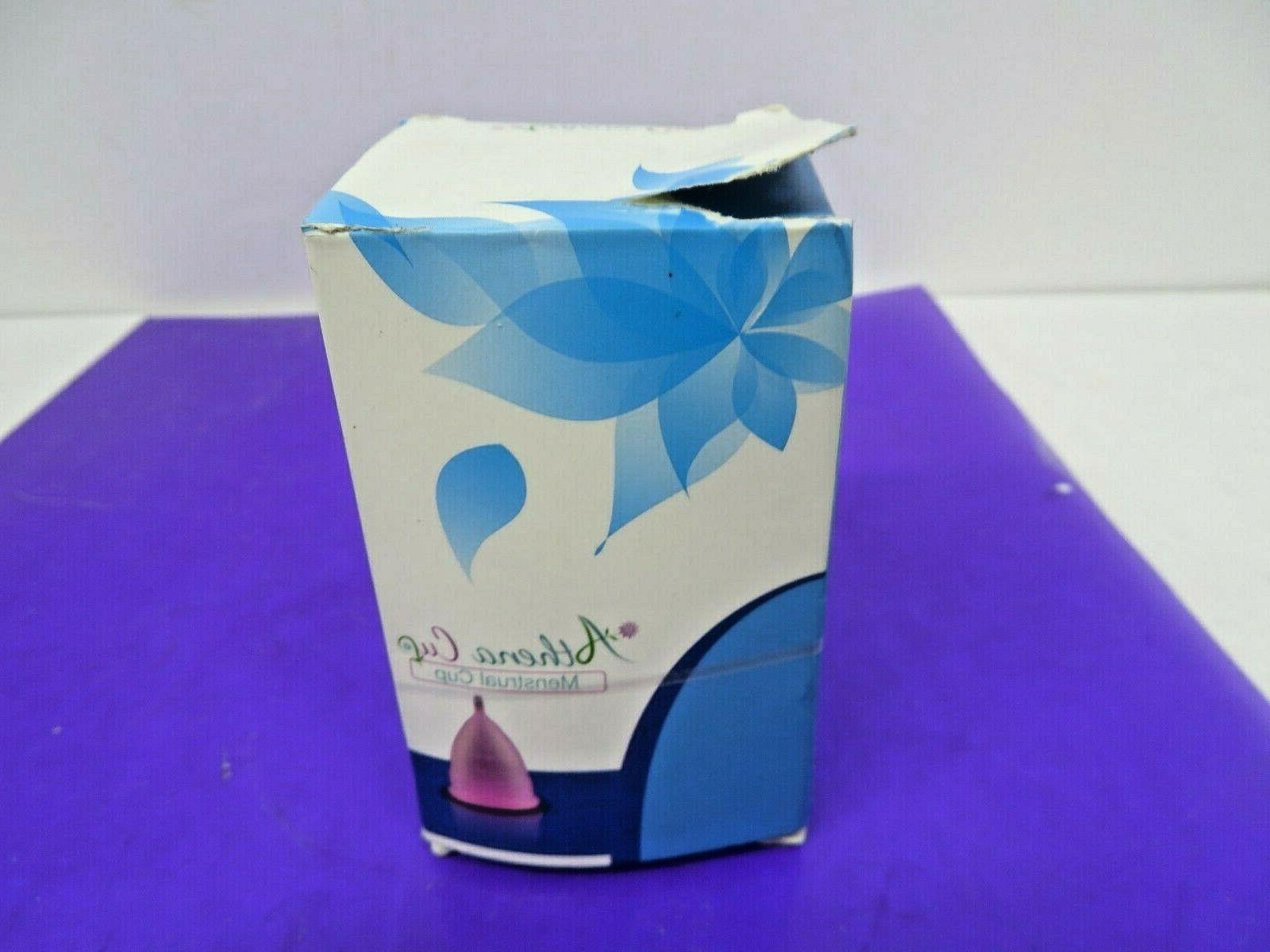 athena menstrual cup 1 recommended period cup