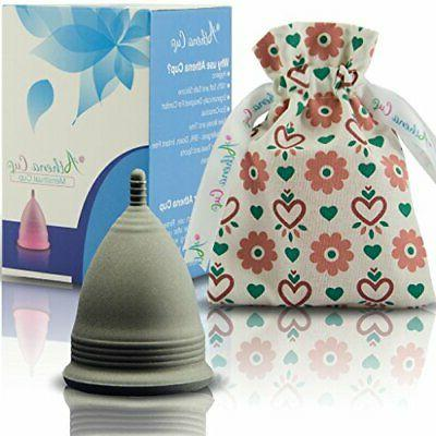athena menstrual cups period cup one pack