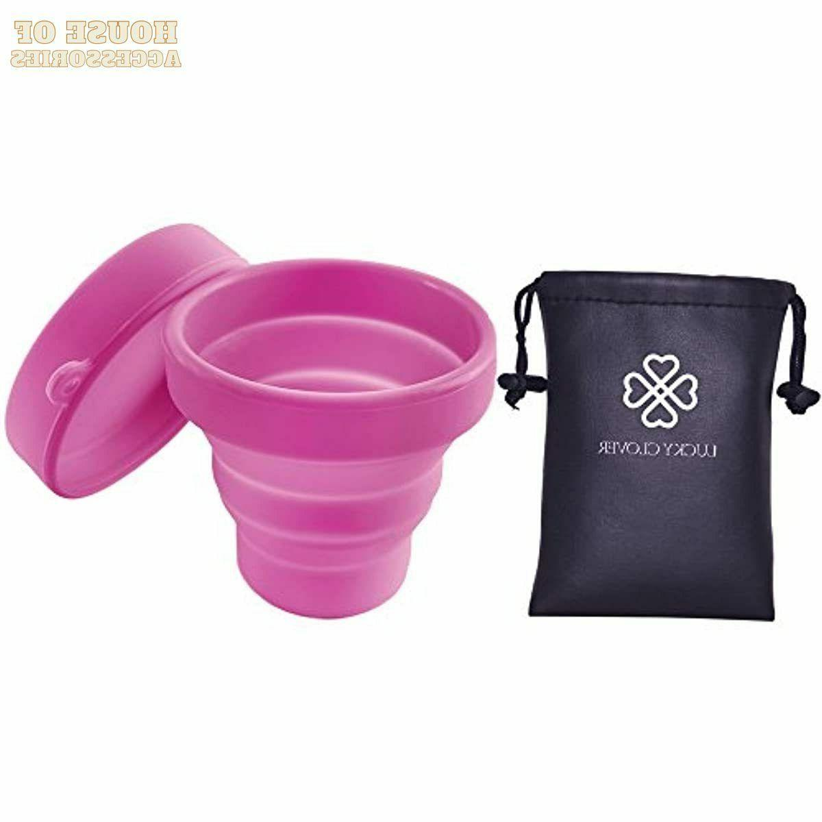 Collapsible Foldable Cup set softcups