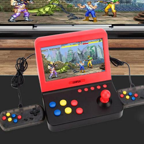 AIWO 800*480 LCD Console Machine Built-in 3000 Games