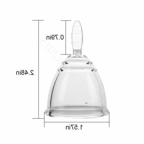 Menstrual Medical Silicone Soft Cups