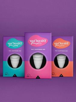 The Diva Cup Soft Silicone Menstrual Cup Period Reusable Lea