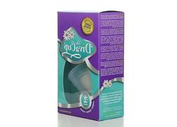 The DivaCup Model 2 Menstrual Cup, 1 Count